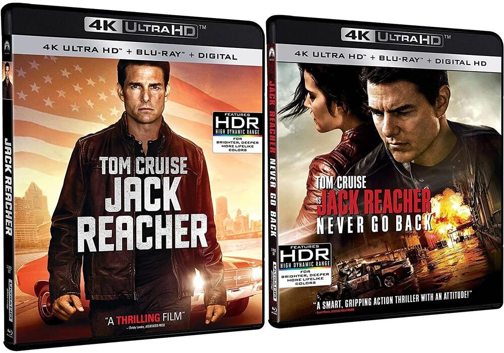 - Jack Reacher / Jack Reacher: Never Go Back