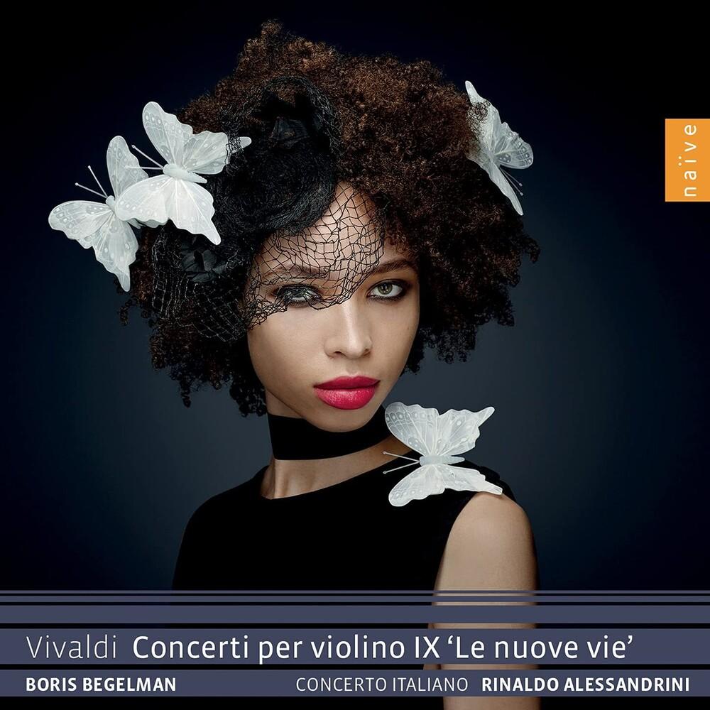 Vivaldi / Begelman / Alessandrini - Concerti Per Violino Ix