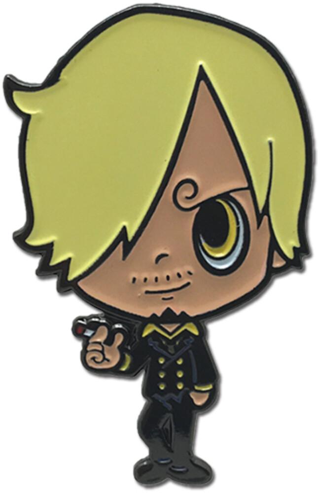 One Piece G-Friends Sanji Enamel Pin - One Piece G-Friends Sanji Enamel Pin (Clcb) (Mult)