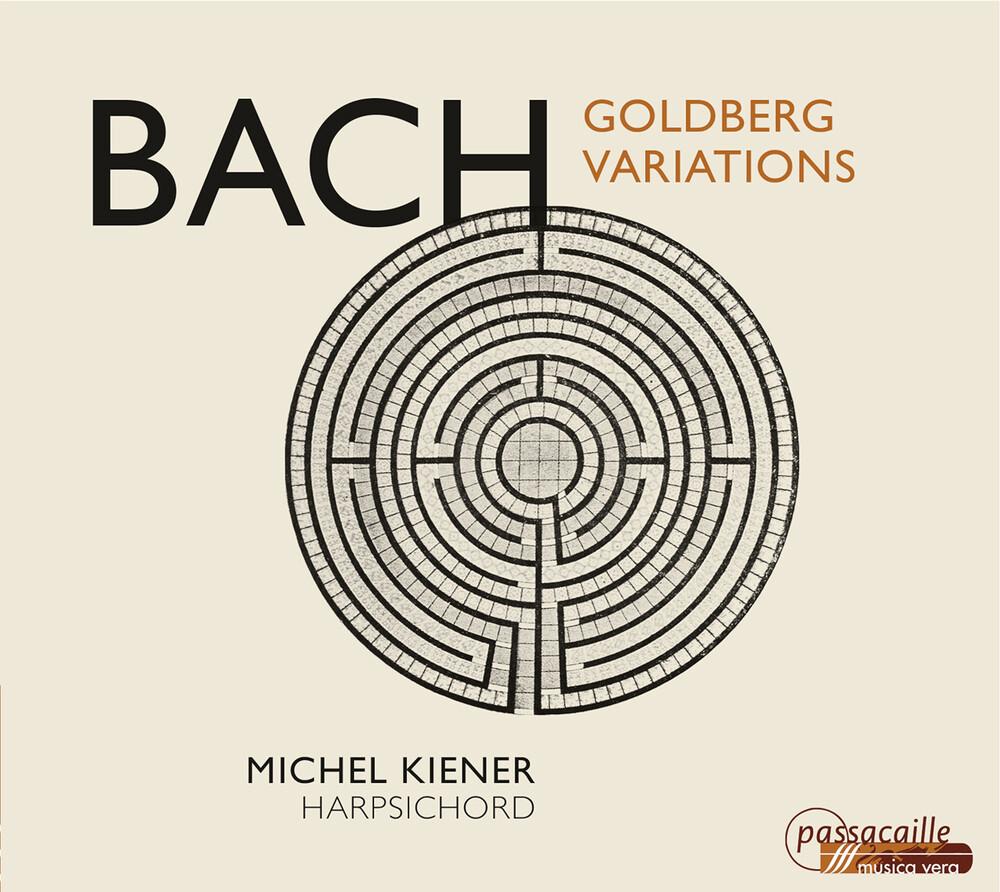 Bach, J.S. / Kiener - Goldberg Variations