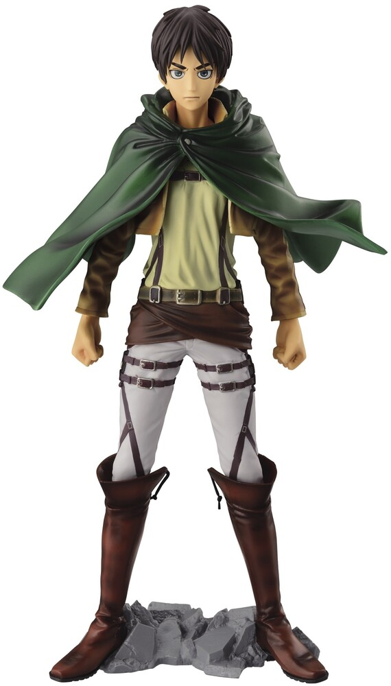 - Attack On Titan Master Stars Place The Eren Yeager
