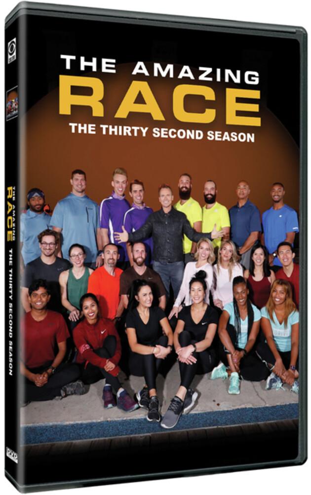 - Amazing Race: Season Thirty-Two (3pc) / (Full Mod)