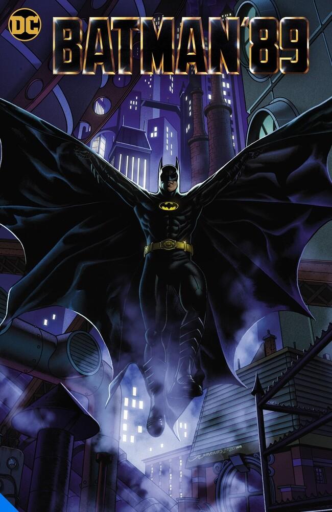Sam Hamm - Batman 89 (Gnov) (Hcvr)