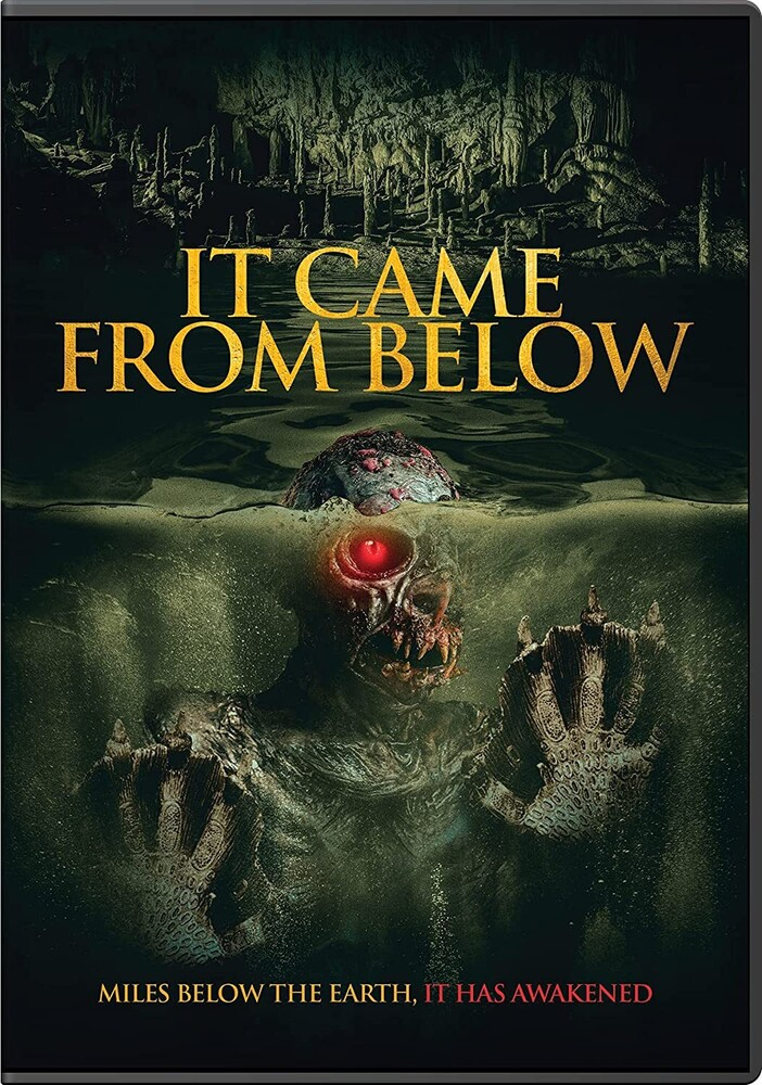 It Came From Below DVD - It Came From Below Dvd