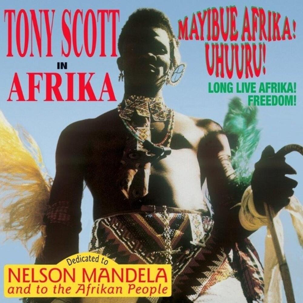 Tony Scott - In Afrika / Mayibue Afrika Uhuuru (Can)