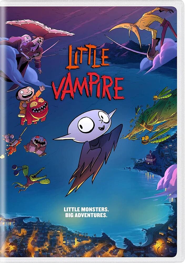 Little Vampire (2020) - Little Vampire (2020)