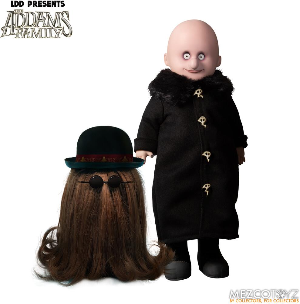 Ldd Presents the Addams Family (2019): Fester & It - Ldd Presents The Addams Family (2019): Fester & It