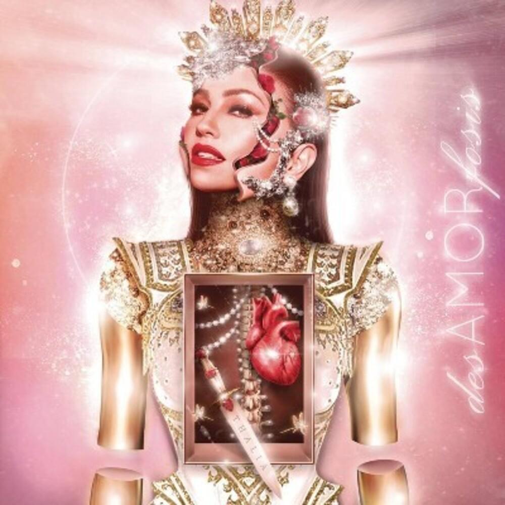 Thalia - Desamorfosis [Clear Vinyl] (Gate) (Ofv)