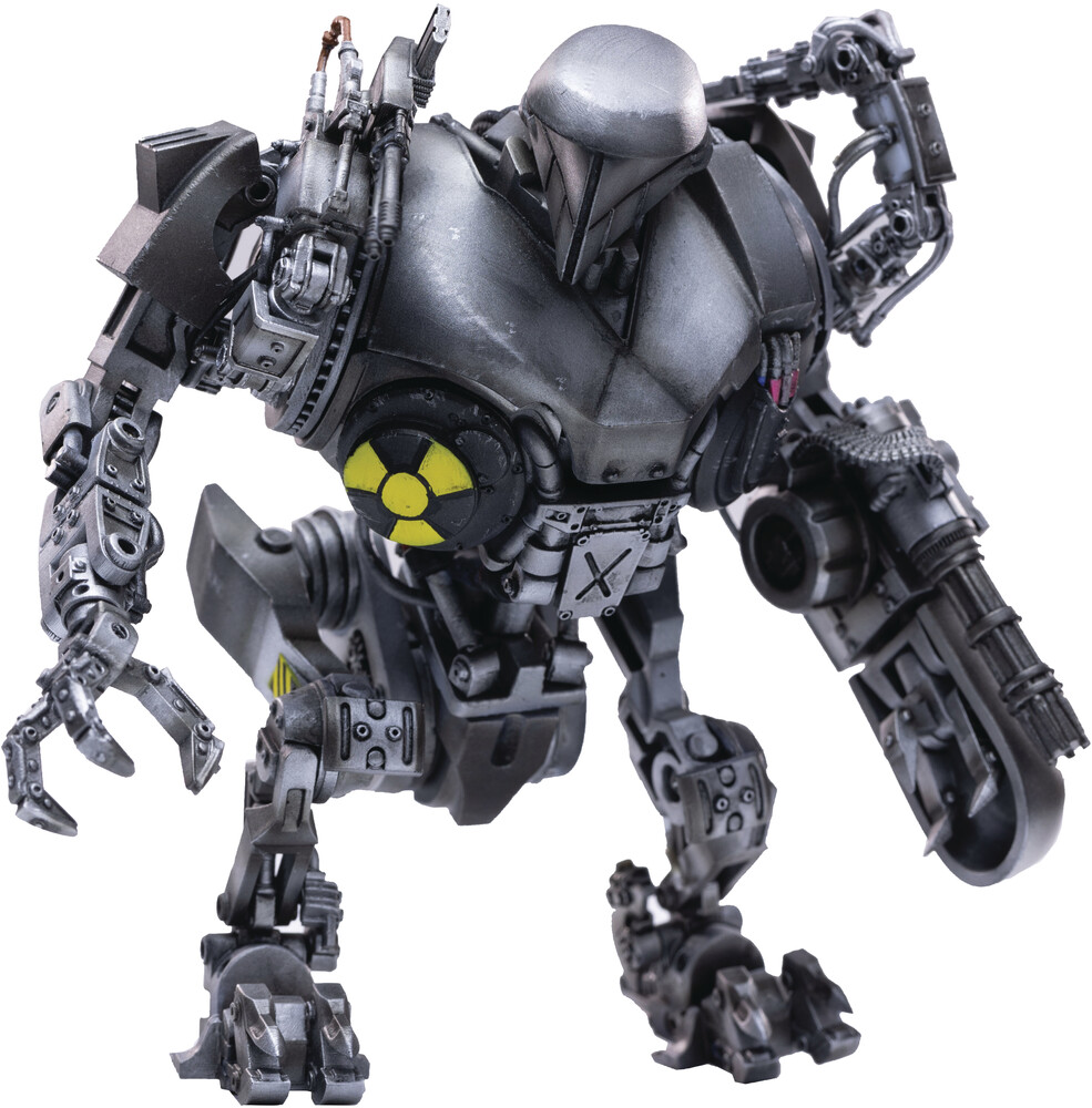Hiya Toys - Robocop 2 Robocain 1/18 Scale Figure (Clcb) (Fig)