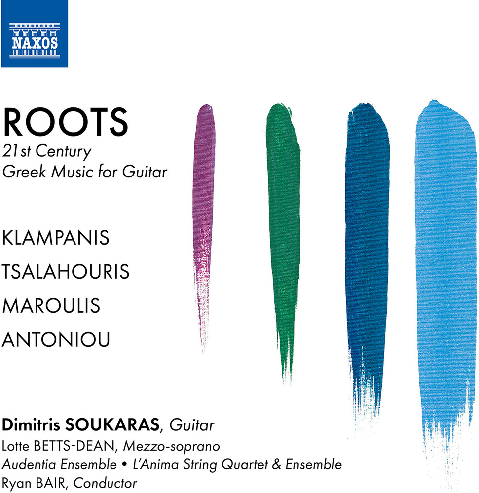 21st Century Greek Music For Guitar / Various - 21st Century Greek Music For Guitar / Various