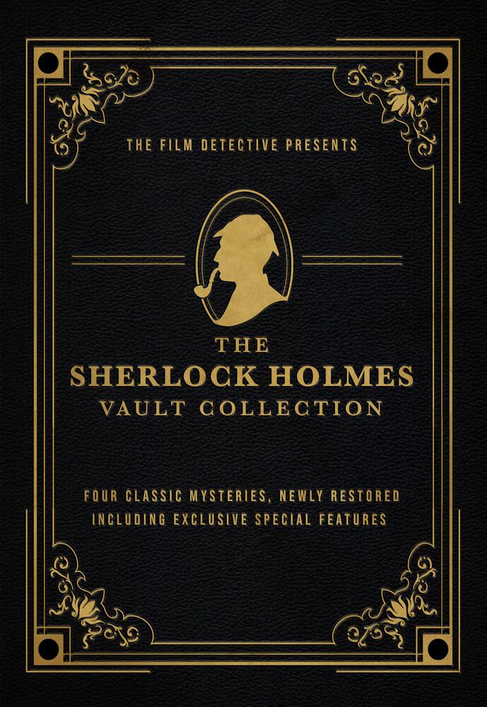 Sherlock Holmes Vault Collection - The Sherlock Holmes Vault Collection