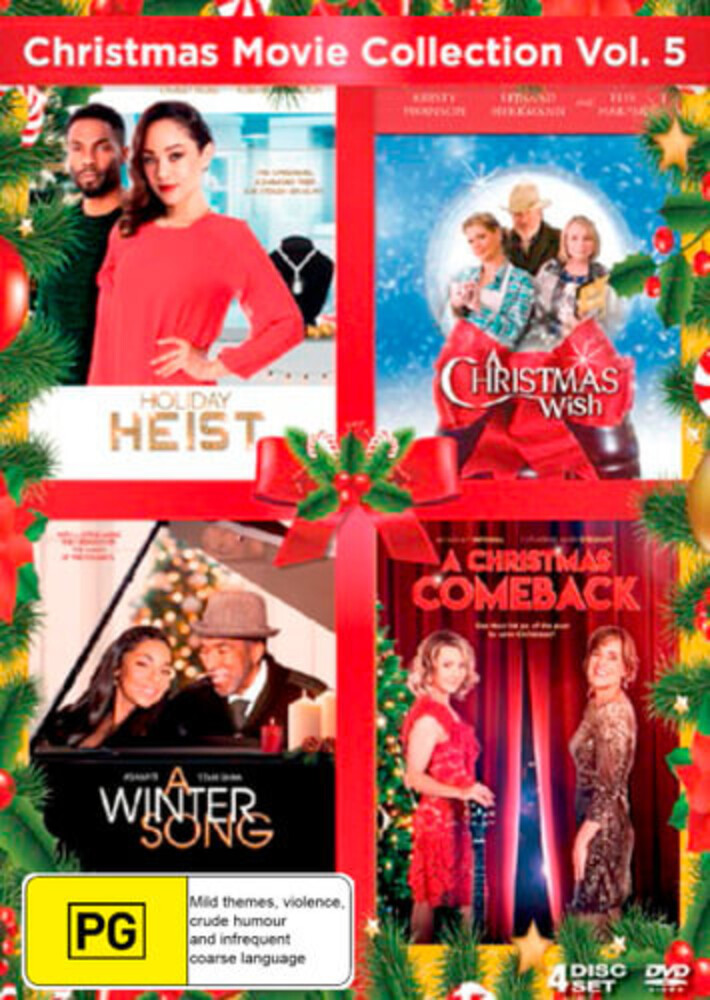 Christmas Movie Coll 5: Winter Song / Holiday - Christmas Movie Coll 5: Winter Song / Holiday