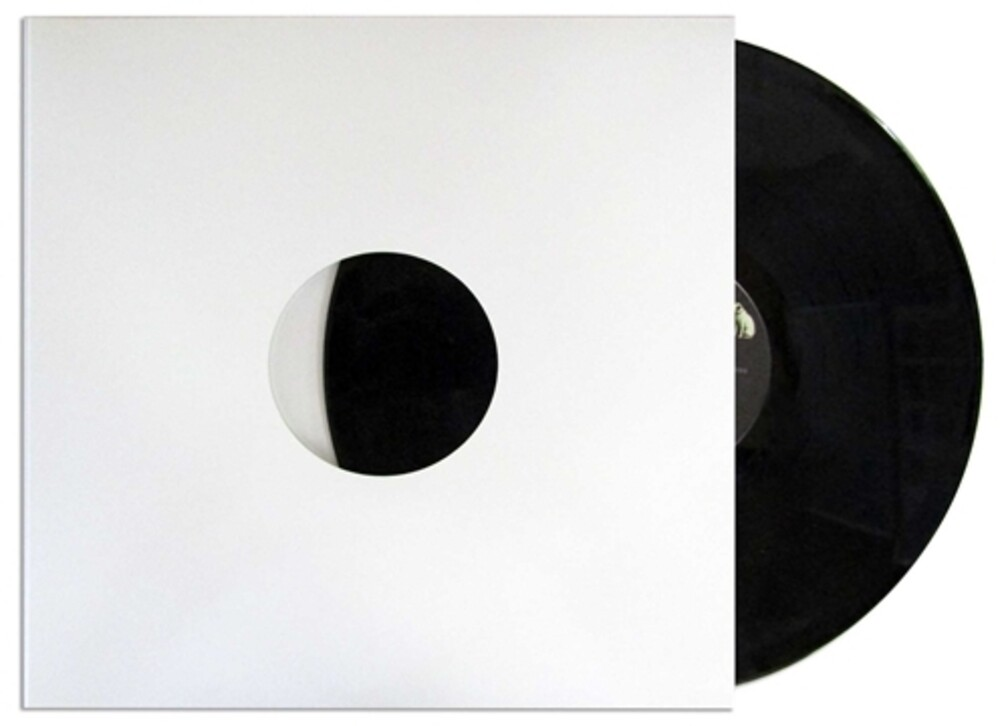 Bu Slpjhw 12 Inch Record Jacket W/Hole 10Pk White - Bu Slpjhw 12 Inch Record Jacket W/Hole 10pk White