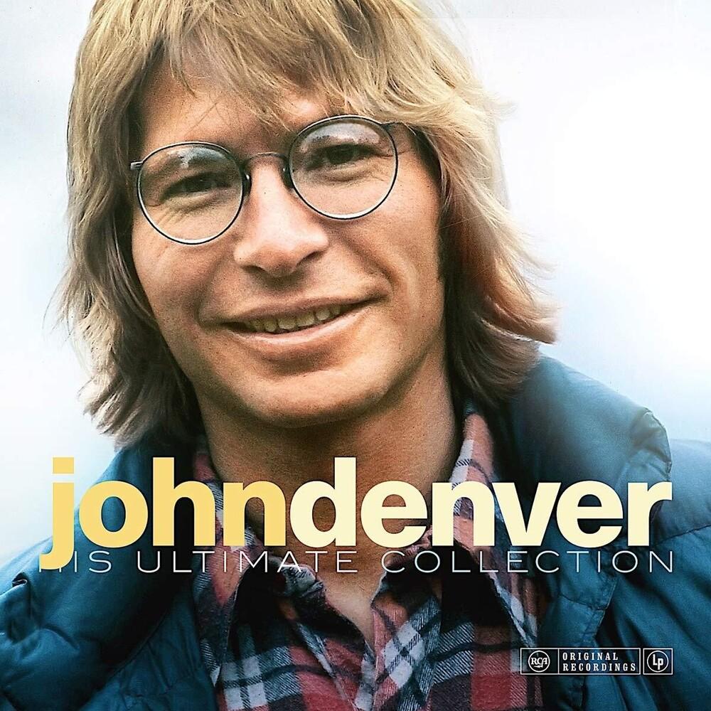 John Denver - His Ulimate Collection [180-Gram Green Colored Vinyl]