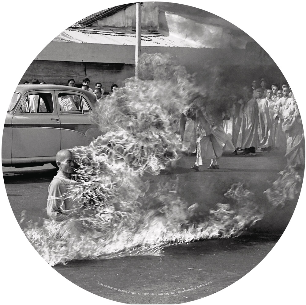 Rage Against The Machine - Rage Against The Machine [Limited Edition Picture Disc LP]