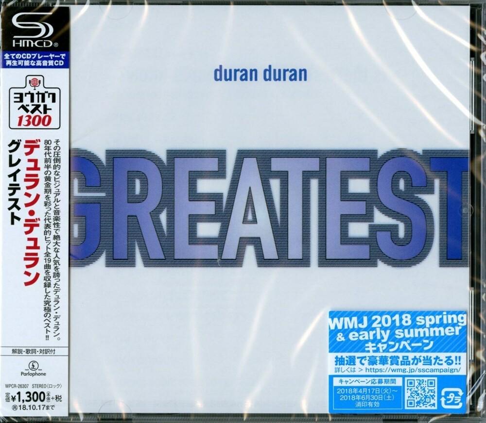 Duran Duran - Greatest (SHM-CD)