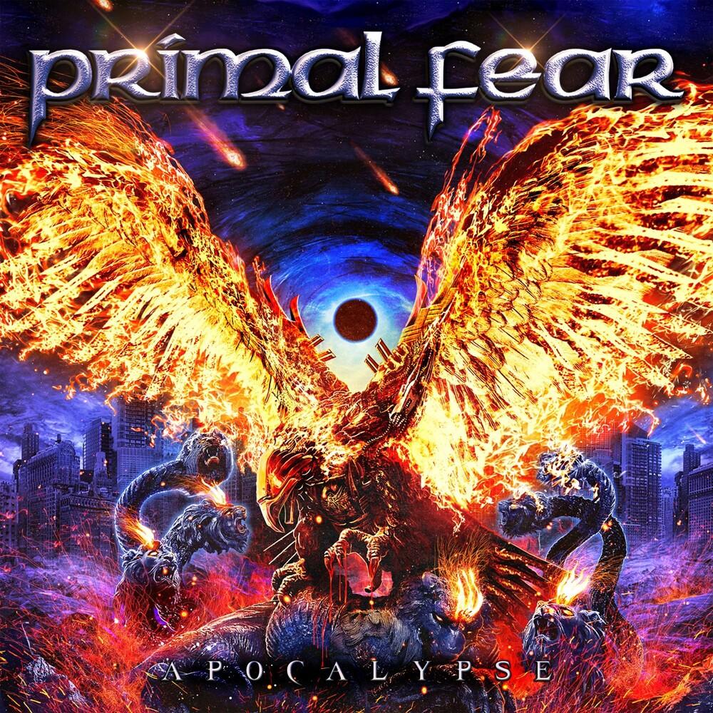 Primal Fear - Apocalypse [LP]