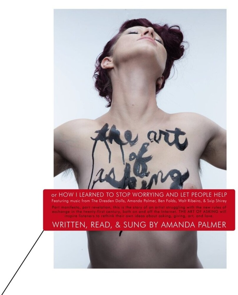 Amanda Palmer - The Art Of Asking [Indie Exclusive Limited Edition LP]