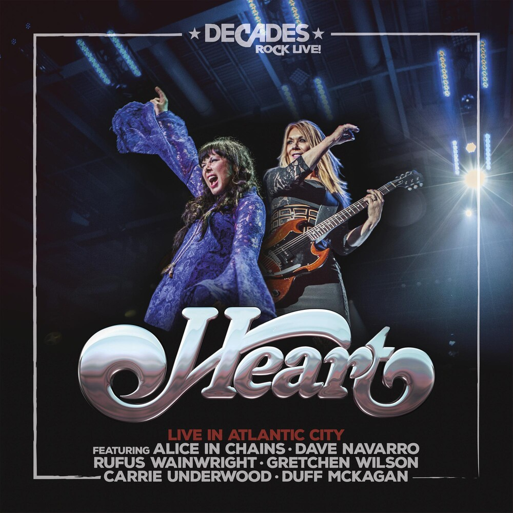 Heart - Live In Atlantic City [CD/Blu-ray]