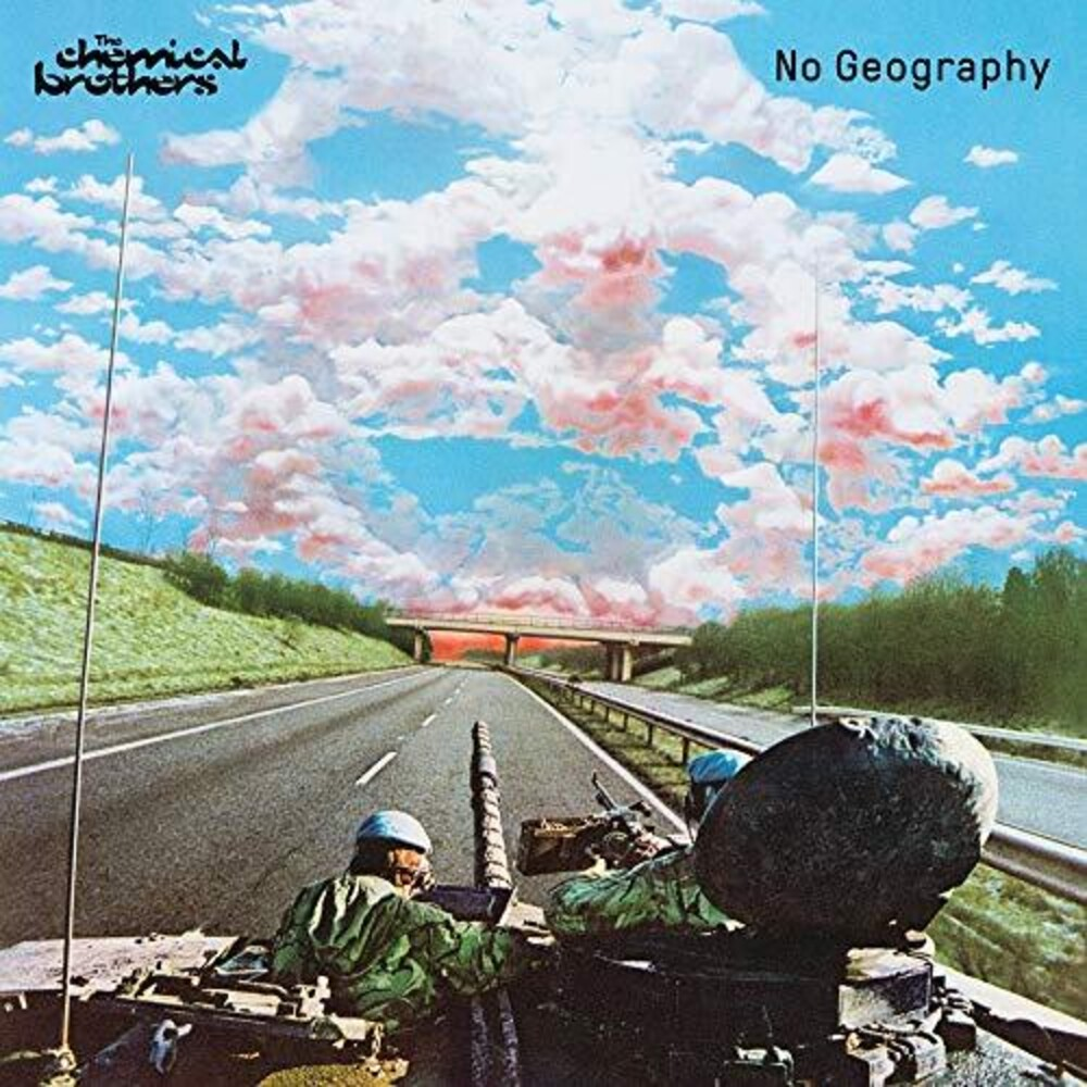 The Chemical Brothers - No Geography (Bonus Tracks) [Import]