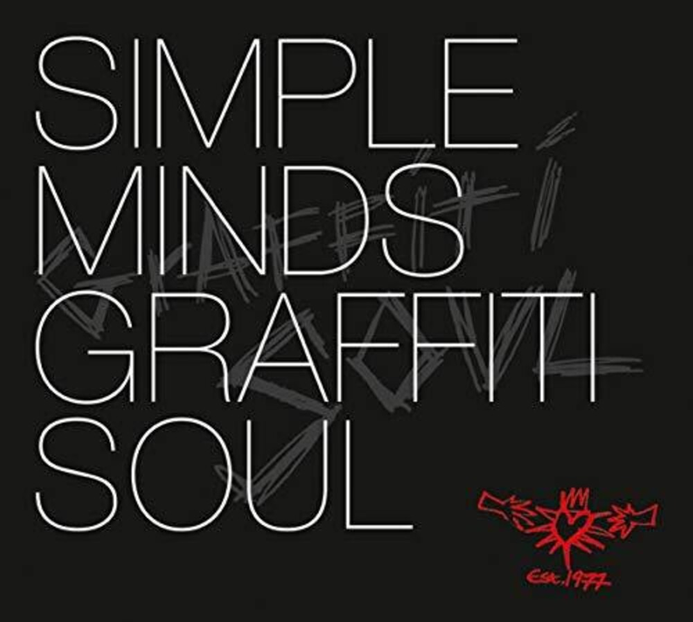 Simple Minds - Grafitti Soul (Uk)