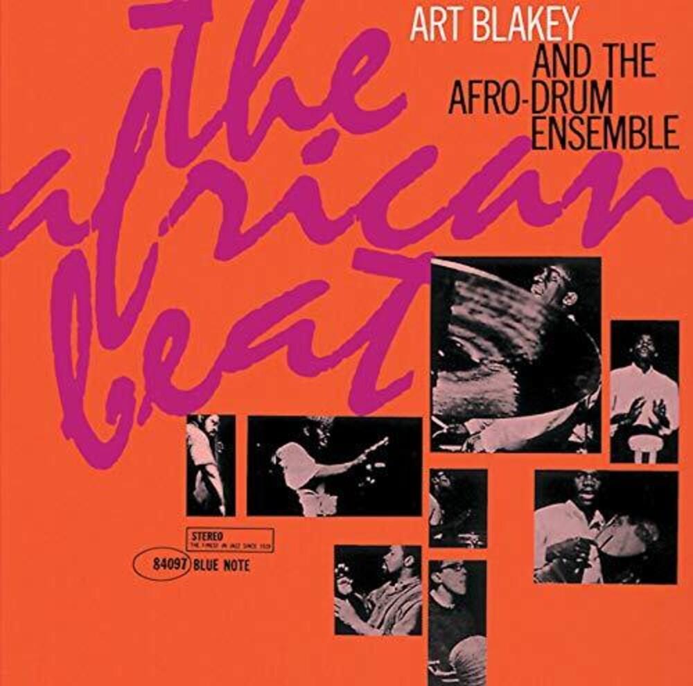 Art Blakey - African Beat [Reissue] (Jpn)