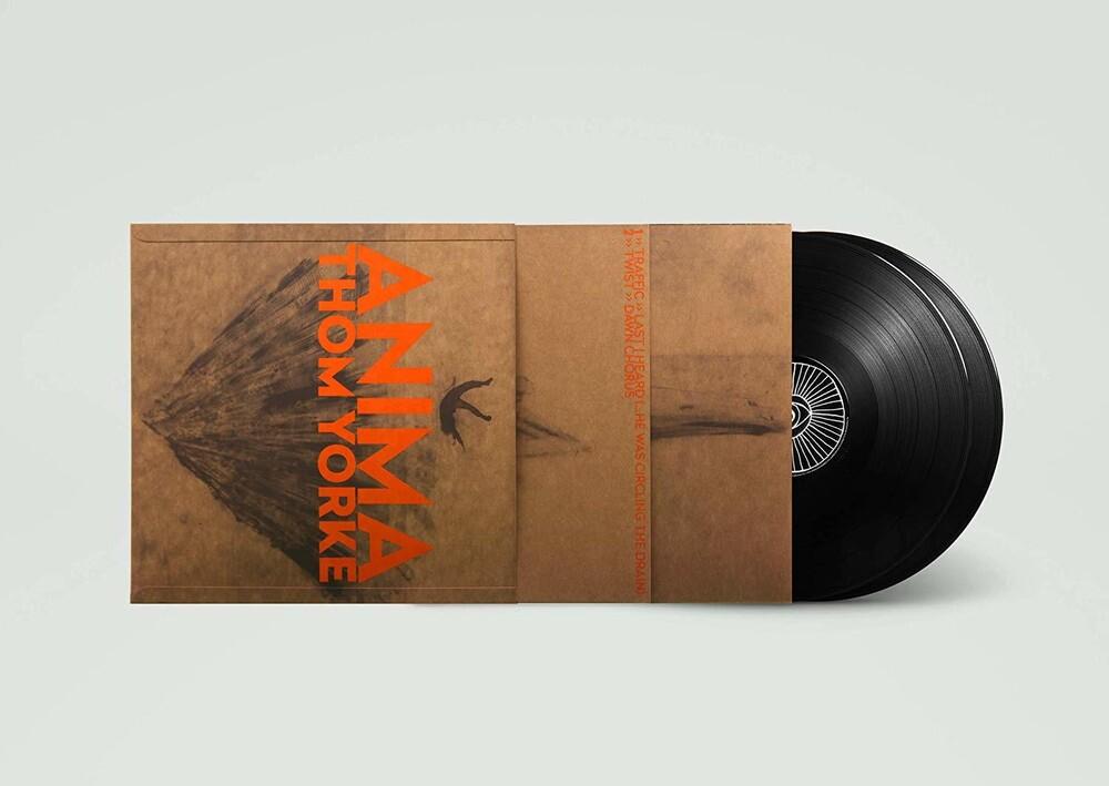Thom Yorke - ANIMA [2LP]