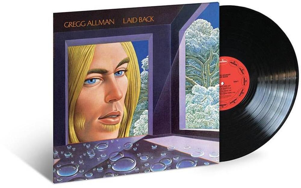Gregg Allman - Laid Back [LP]