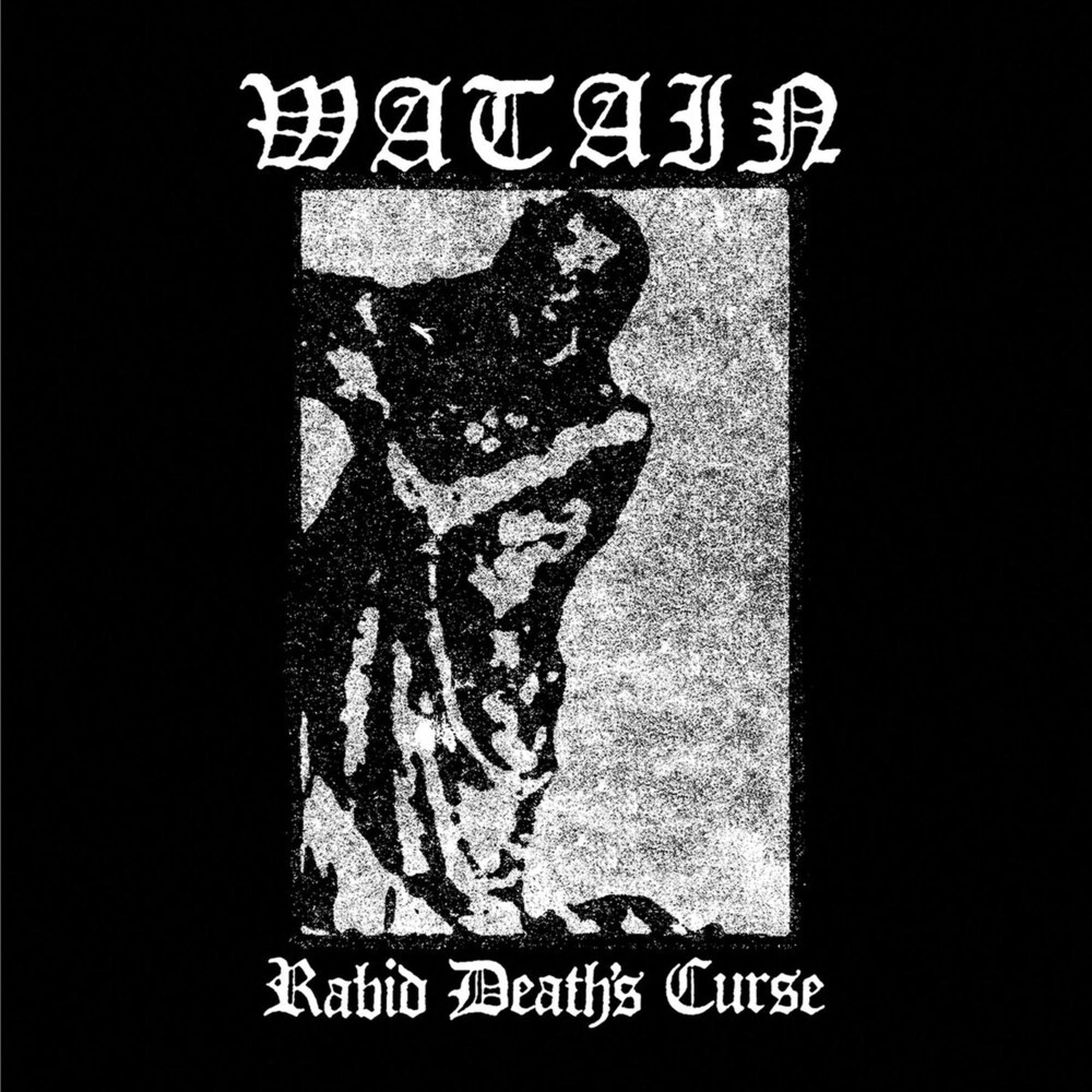 Watain - Rabid Death's Curse [Clear Vinyl] [Limited Edition]