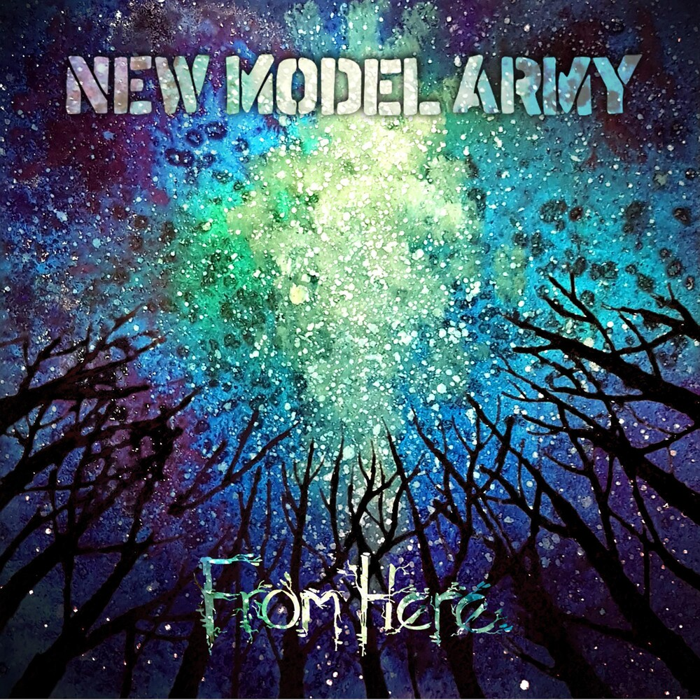 New Model Army - From Here [LP]