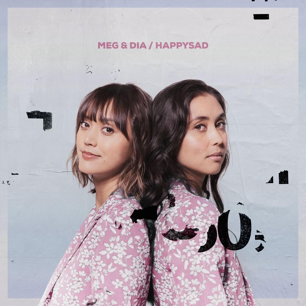 Meg & Dia - Happysad [Indie Exclusive]