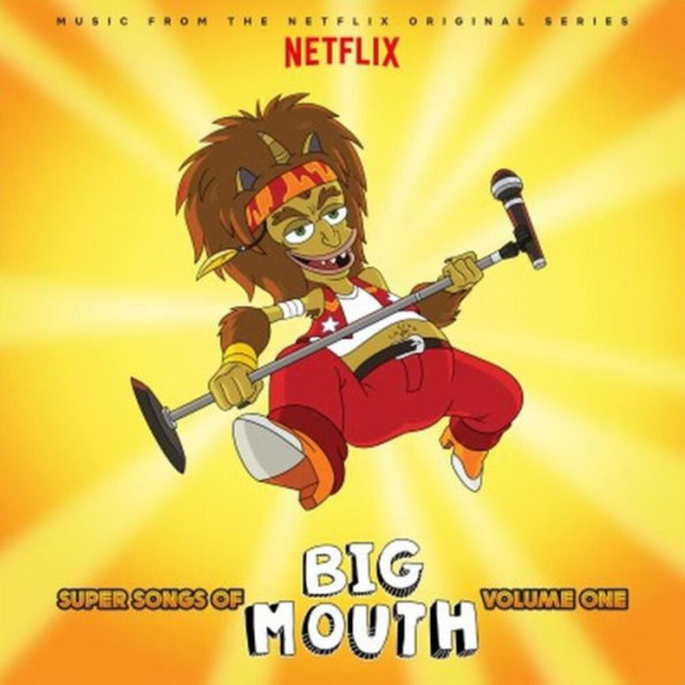 Various Artists - Super Songs Of Big Mouth Vol. 1-Music from the Netflix Original Series [LP Soundtrack]