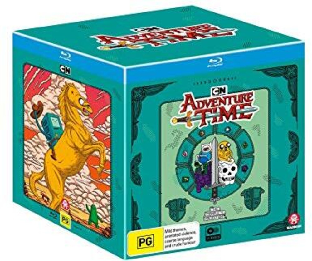 - Adventure Time: Complete Collection / (Aus)