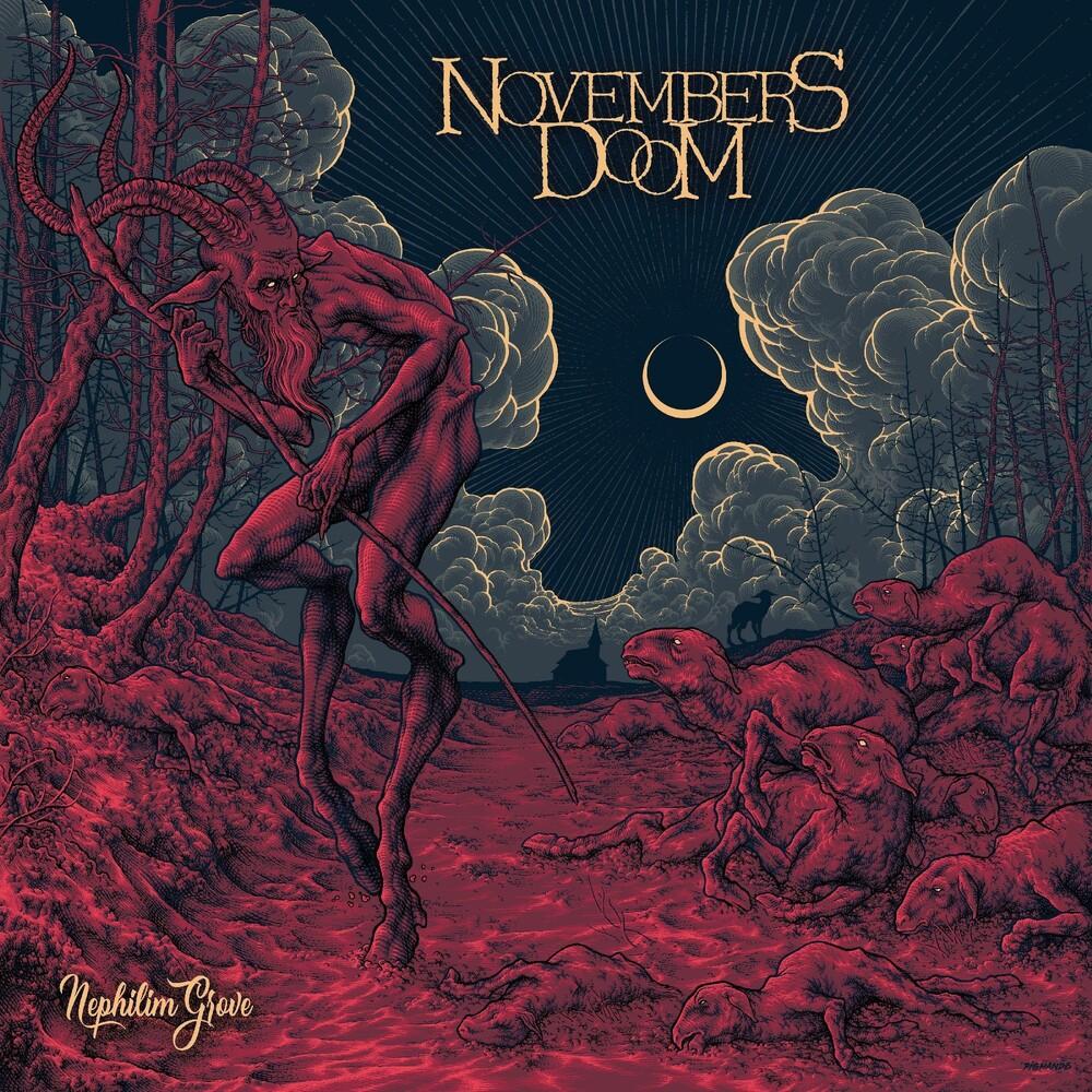 Novembers Doom - Nephilim Grove (Ltd)