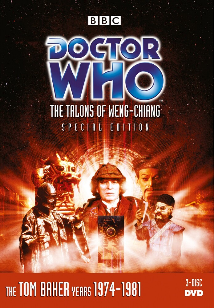 Michael Spice - Doctor Who: Talons Of Weng-Chiang (3pc) / (Mod)