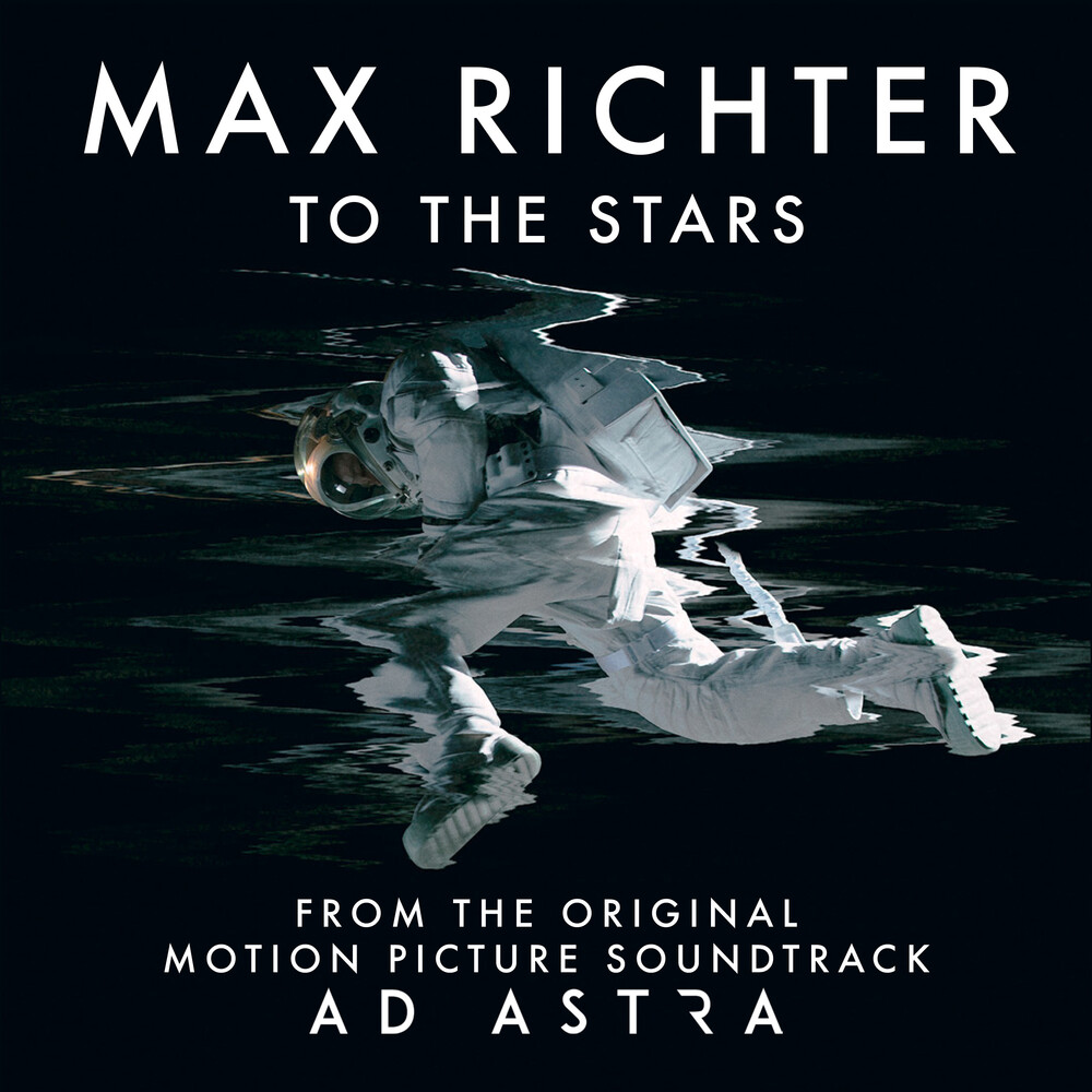 Max Richter - Ad Astra (Original Motion Picture Soundtrack) [2 CD]