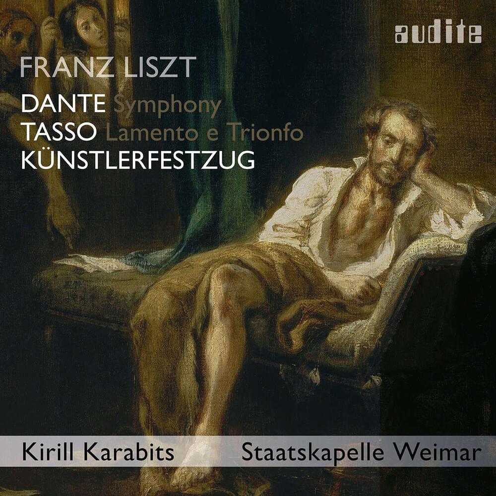 Staatskapelle Weimar - Kunstlerfestzug / Tass / Dante