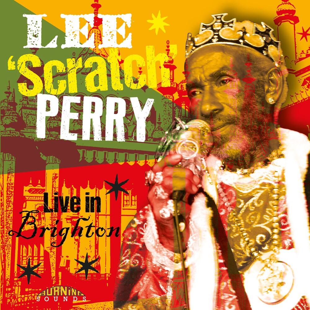 Lee Perry Scratch - Live In Brighton