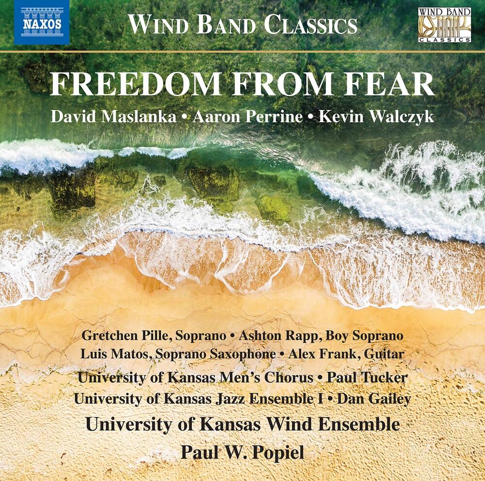 University of Kansas Wind Ensemble - Freedom from Fear