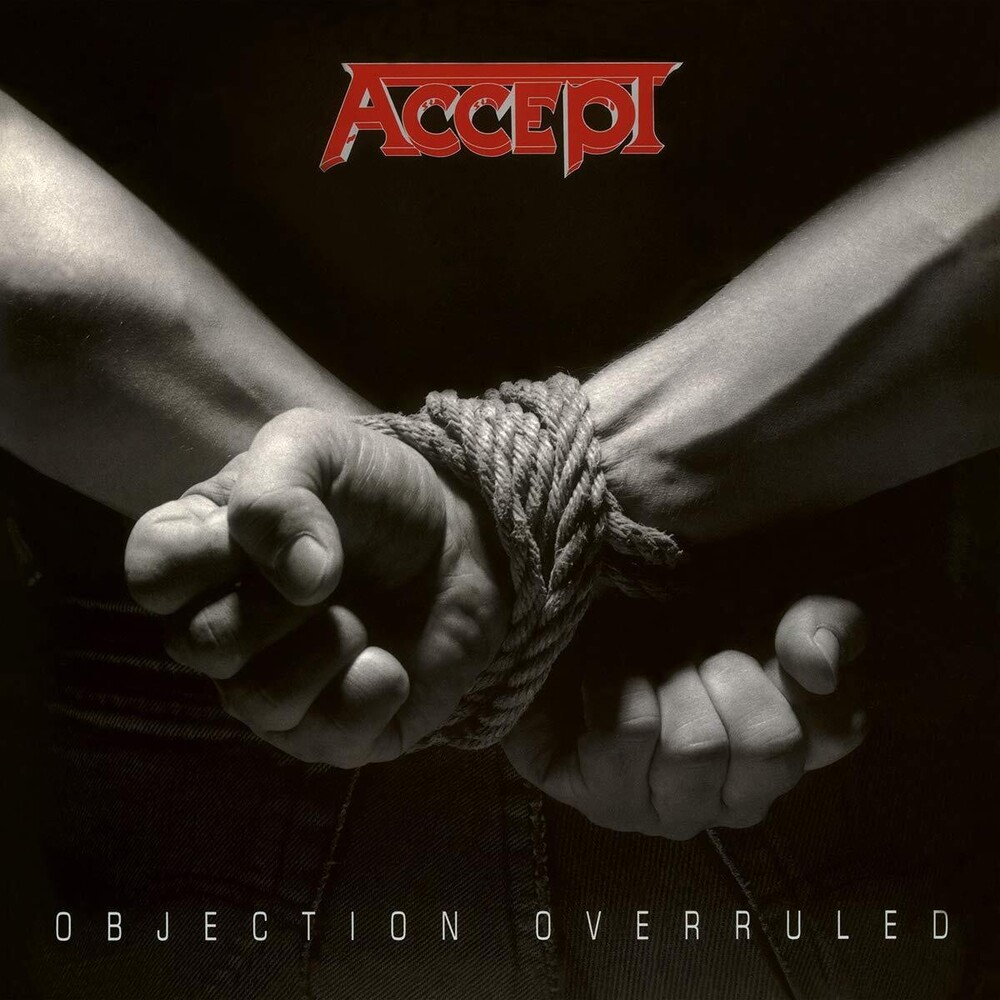 Accept - Objection Overruled (Blk) (Colv) (Ltd) (Slv) (Hol)