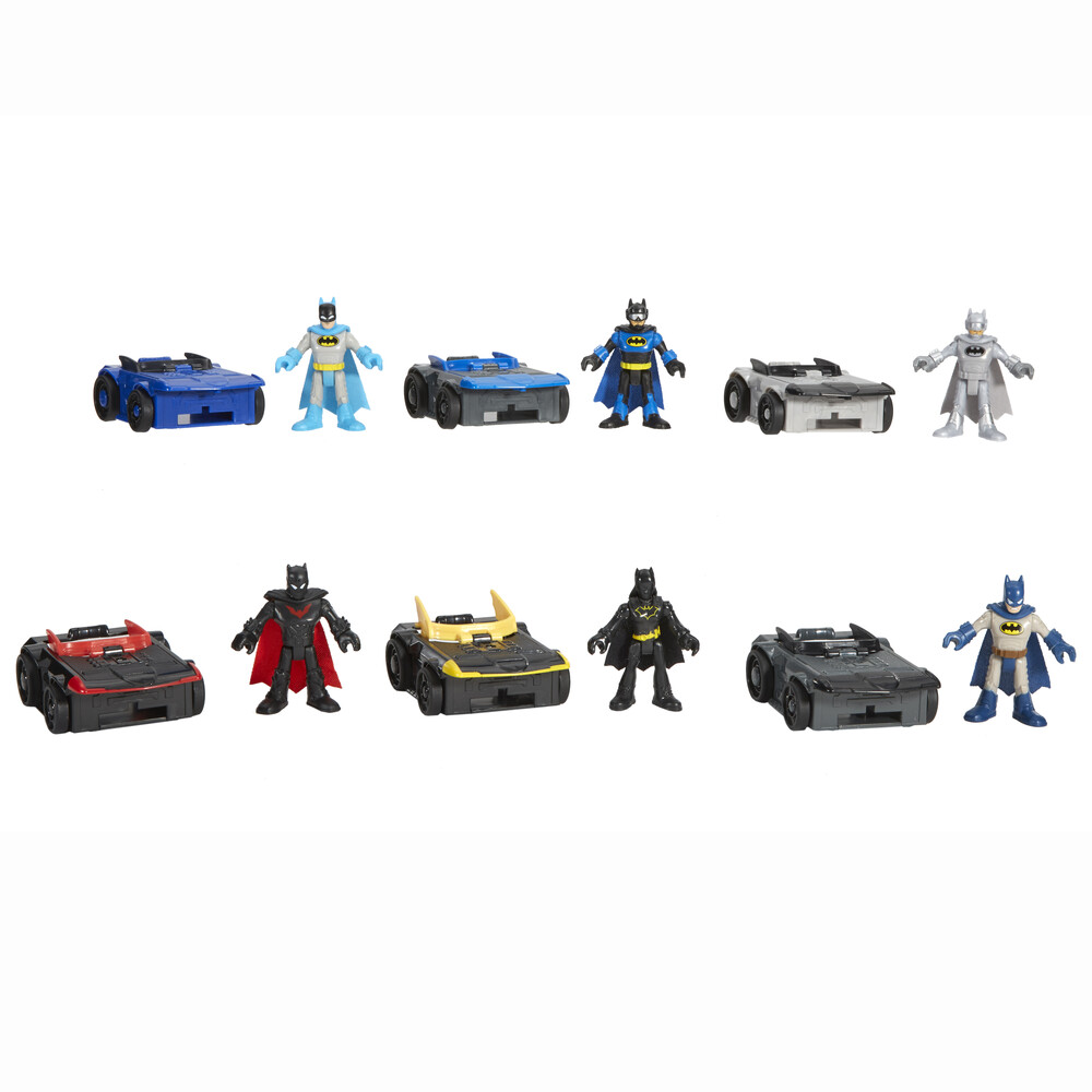 Imaginext - Fisher Price - Imaginext Slammers Assortment