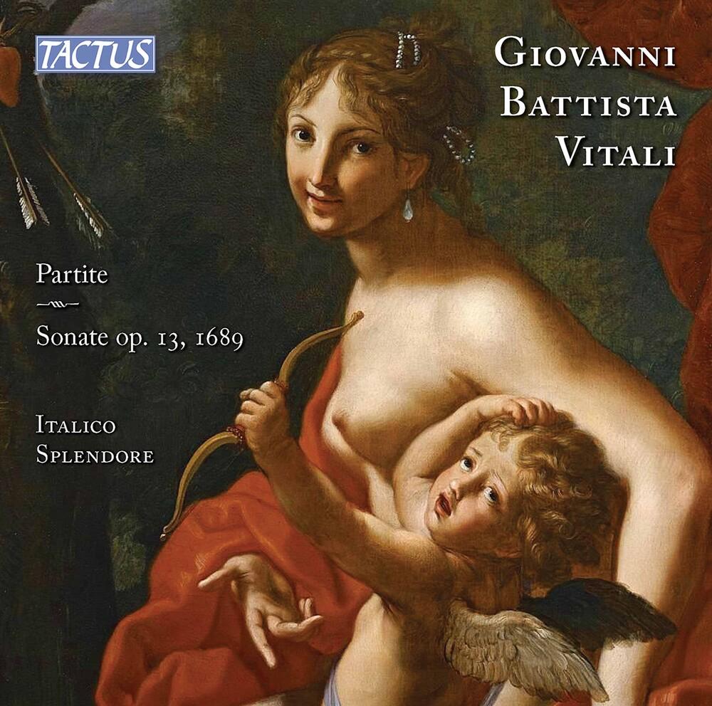 Vitali / Italico Slendore - Partite / Sonate