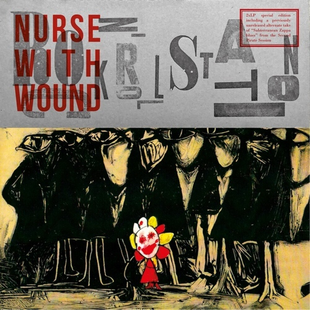 Nurse With Wound - Rock N Roll Station (2pk)