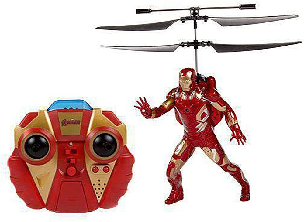 Ir Helicopter - Marvel Iron Man 2ch IR Helicopter (Marvel, Avengers, Iron Man)
