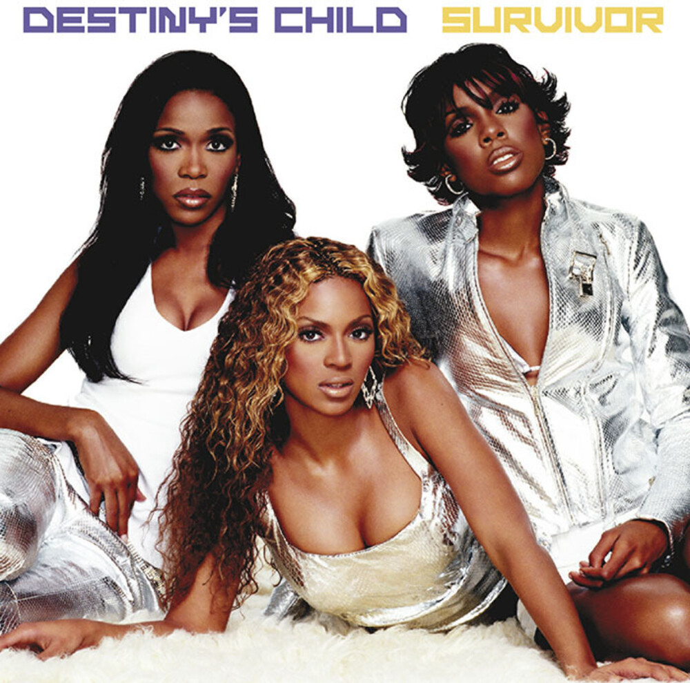 Destiny's Child - Survivor (Hol)