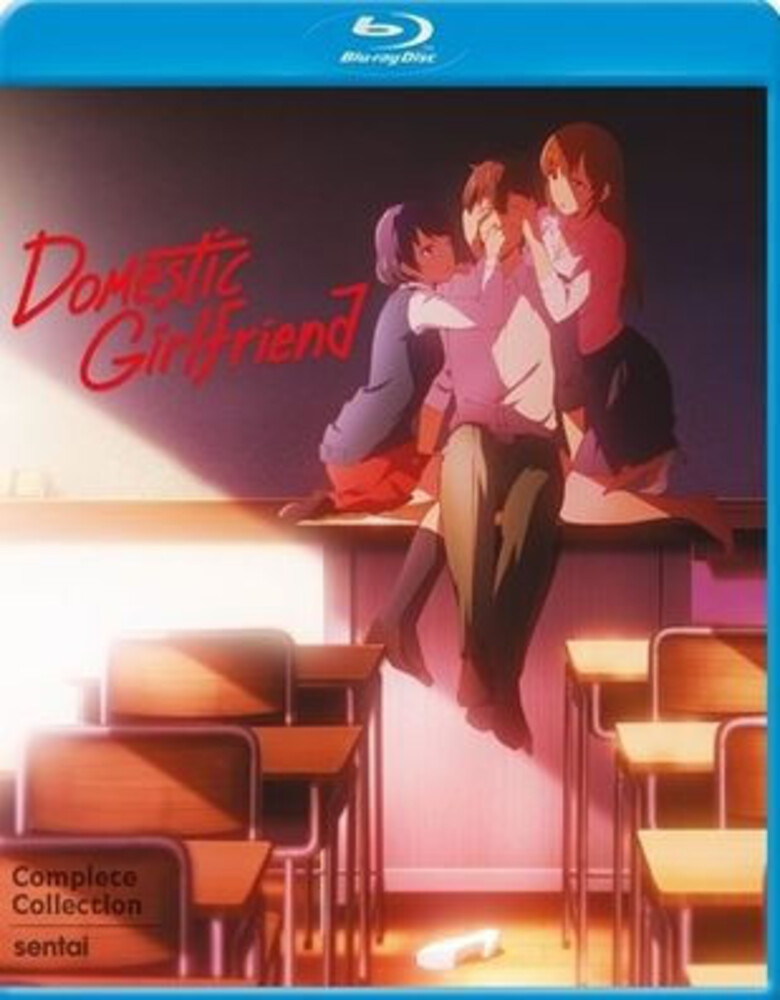 - Domestic Girlfriend (2pc) / (Anam)