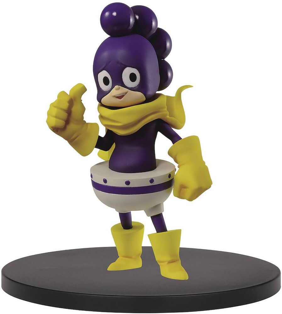Banpresto - BanPresto - My Hero Academia Age of Heroes Minoru Mineta (Grape Juice) Figure
