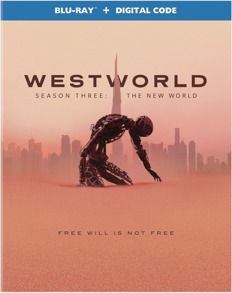 Westworld [HBO TV Series] - Westworld: Season Three - The New World