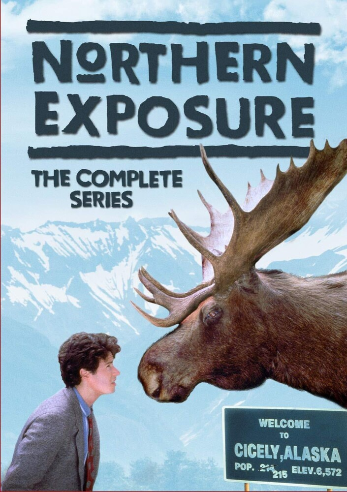 - Northern Exposure: Complete Series (26pc) / (Box)