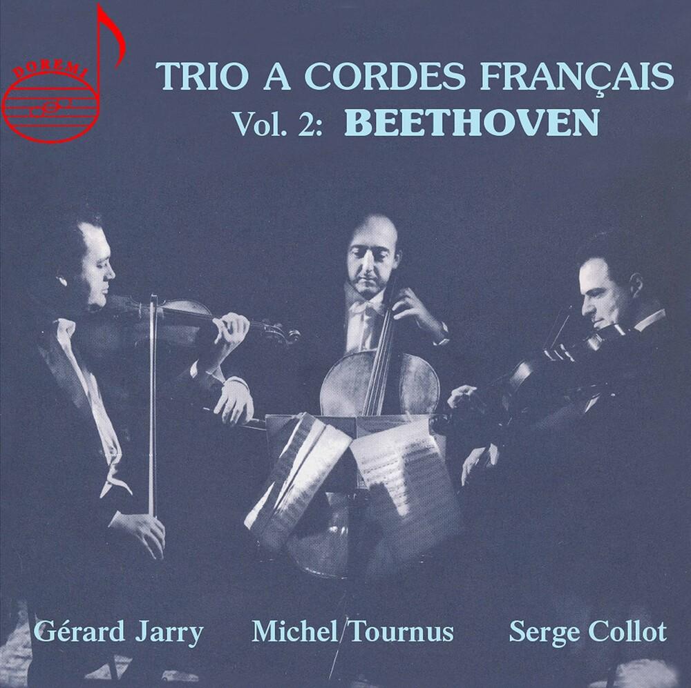 Gérard Jarry - Trio A Cordes Francais 2 (3pk)